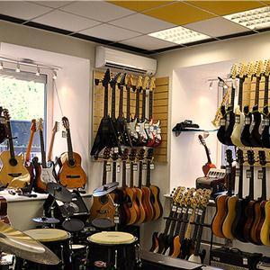 Музыкальные магазины Вилючинска