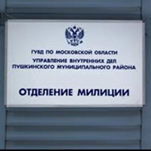 Отделения полиции Вилючинска