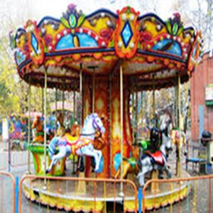 Парки культуры и отдыха Вилючинска