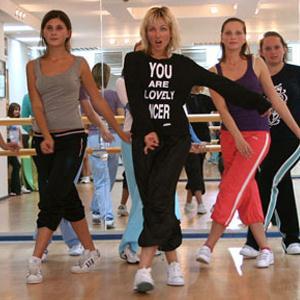 Школы танцев Вилючинска