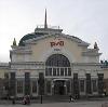 Железнодорожные вокзалы в Вилючинске